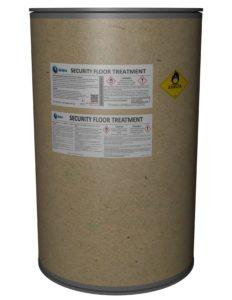 Security Floor Treatment