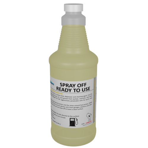 Spray Off Ready to Use 1 quart bottle