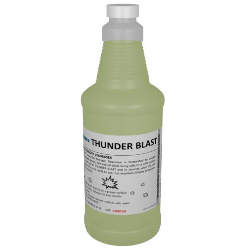 Thunder Blast Degreaser, 1 quart bottle