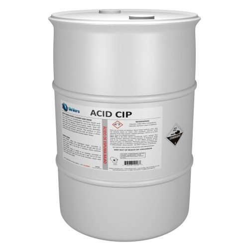 Rich results on Google's SERP when searching for 'Acid CIP' or 'Acid CIP rinse.'