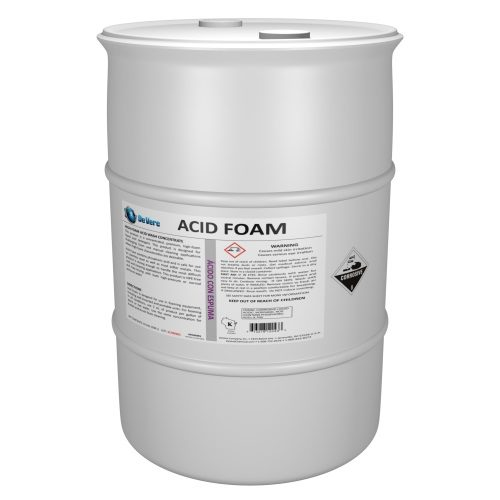 Rich results on Google's SERP when searching for Acid Foam
