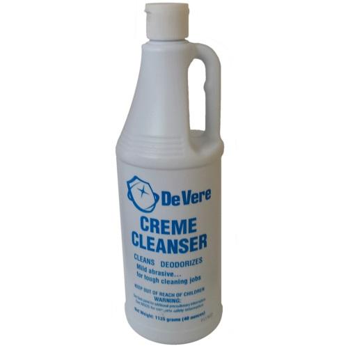 1 quart bottle creme cleanser