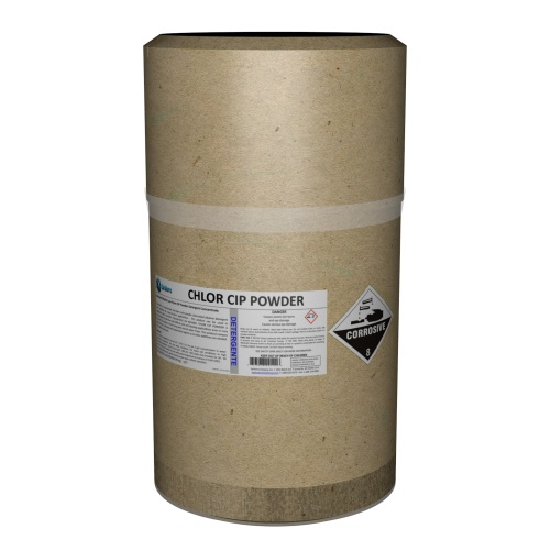 chlor cip powder, food production cleaning