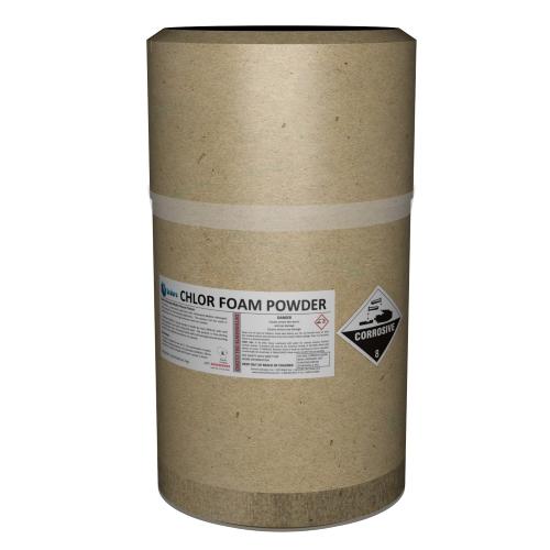 chlor foam powder, alkaline cleaner