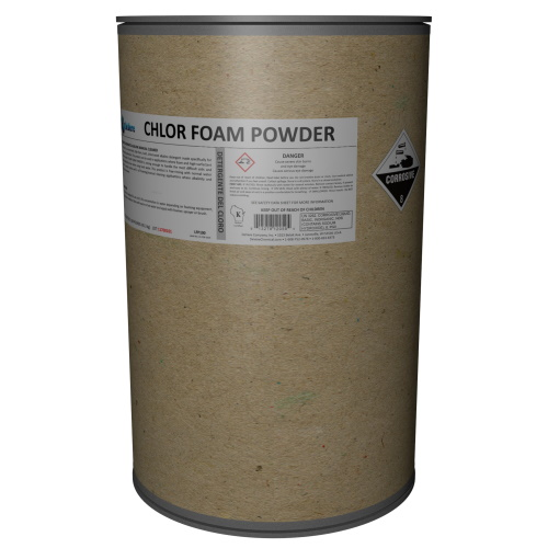 DeVere Chlor Foam Powder 100 LBS