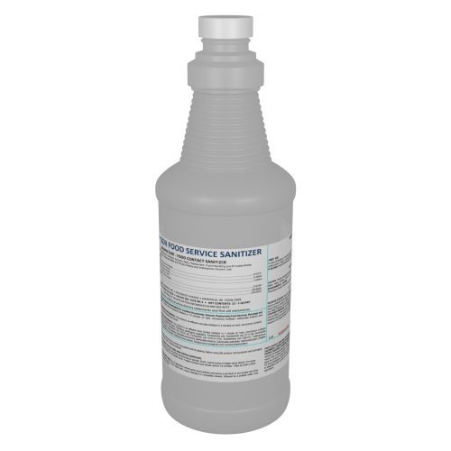 food service sanitizer, food grade sanitizer