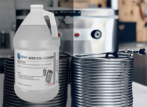 Beer Coil Cleaner - Coil, Tap, and Keg Cleaner
